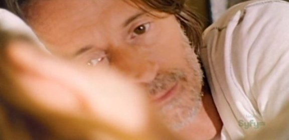 SGU S1x14 Human - Robert Carlyle as Dr. Rush