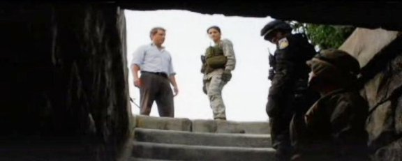 SGU S1x14 Human - Dale Volker & Lt. James. Out of time