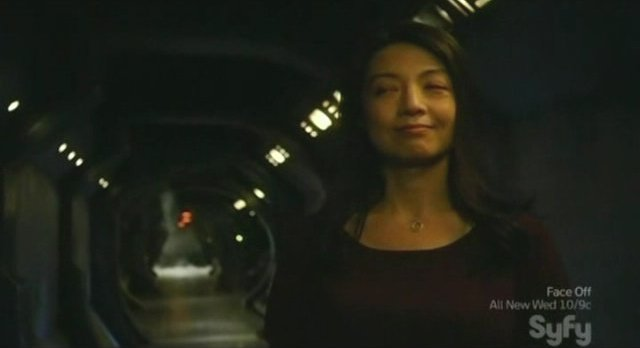 SGU S2x11 - Camile knows Rush cares about Chloe