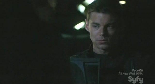 SGU S2x11 - Chloe faces lockup by Lt Scott
