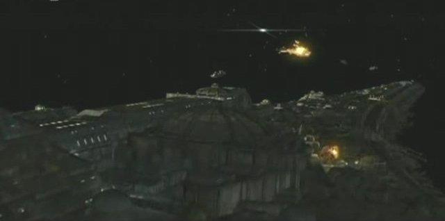 SGU S2x11 - Deliverance - Destiny under attack