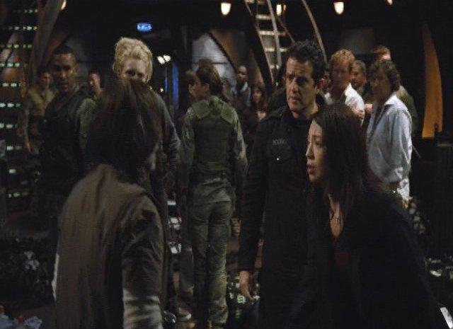 SGU S2x12 - Remaining Destiny Crew