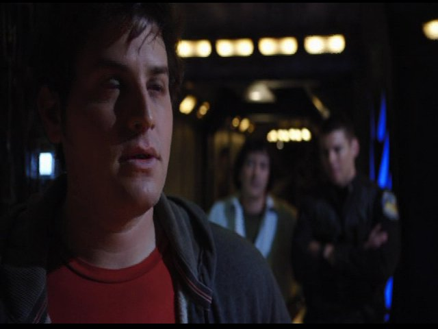 SGU S2x12 Twin Destinies David Blue as Eli Wallace