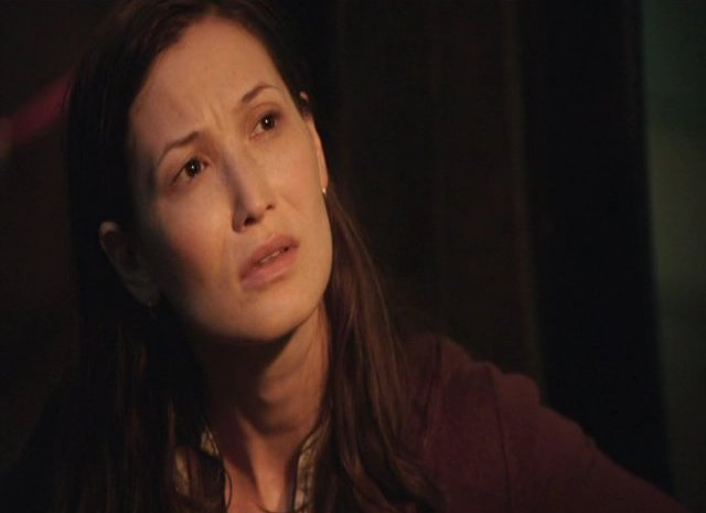 SGU S2x12 Twin Destinies Jennifer Spence as Dr Lisa Park