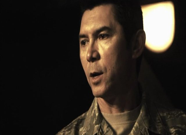 SGU S2x12 Twin Destinies Lou Diamond Phillips as Col. Telford