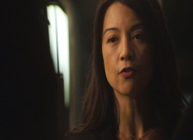 SGU S2x12 Twin Destinies MingNa as Camile Wray