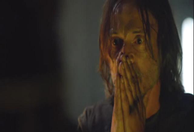 SGU S2x12 Twin Destinies - Rush is shocked by his own actions