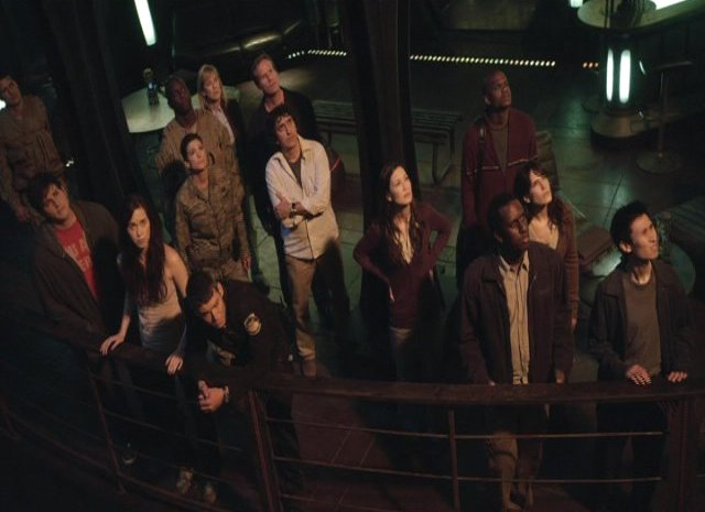 SGU S2x12 Twin Destinies The crew of Destiny