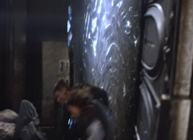 SGU S2x12 - Diving thorugh the Stargate to Destiny