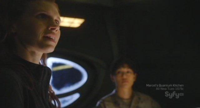 SGU S2x14 Ginn returns in Chloe