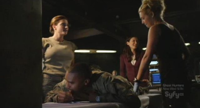 SGU S2x14 - Greer shows some tail before the operation