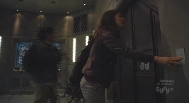 SGU S2x18 - At work during data transfer