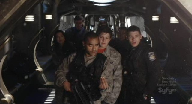 SGU S2x18 - Faces are palpable