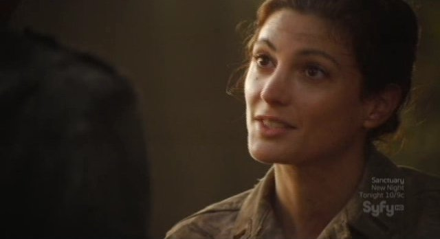 SGU S2x18 - Lt James is happy for Scott and Chloe