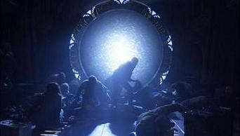 SGU Stargate. Click to visit SGU on SyFy