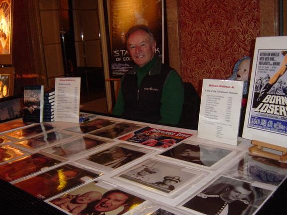 William Wellman - Click to visit Creation Entertainment
