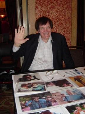 Richard Keil - Click to visit Creation Entertainment