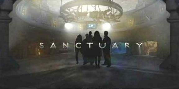 Sanctuary S2 logo - Click to Sanctuary visit on SyFy!