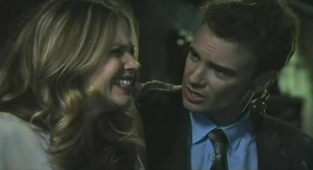 Sanctuary S3x15 - Abby in lighter moment