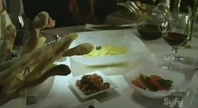 Sanctuary S3x15 - Dinner is served