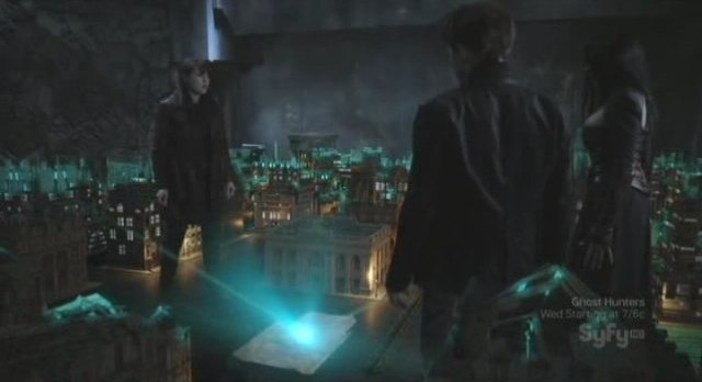 Sanctuary S3x16 - Afina is offered Praxis