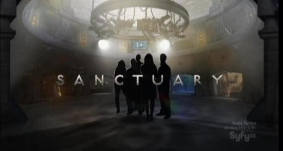 Sanctuary Season 3 Banner