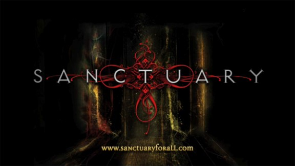 Visit the incredible, the amazing, the phenomenally epic Sanctuary For All official website!