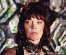 Sarah Douglas as Garshaw from Stargate SG-1