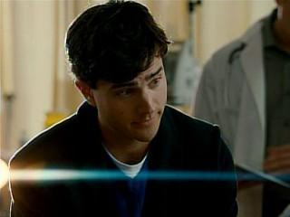 Saving Hope S1x01 - Kristopher Turner as Dr Gavin Murphy
