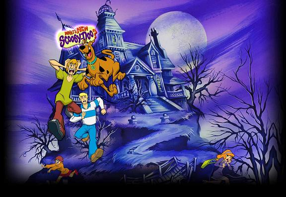 Whats up Scooby-Doo? Click to visit Cartoon Network!
