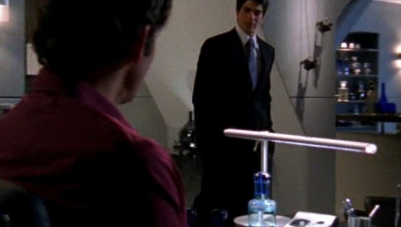 Shaw resurfaces and confronts Chuck