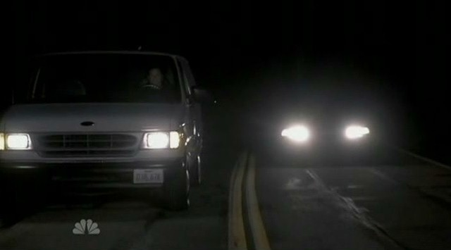 The Event S1x11 - The mysterious white van!