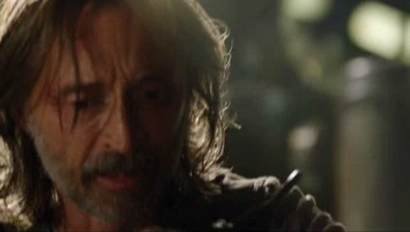 SGU S2x08 Malice - Dr. Rush in shock