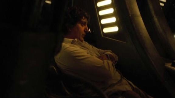 SGU S2x08 Malice - Peter Kelamis as Dr. Adam Brody