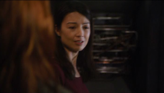 SGU S2x07 - The Greater Good - MingNa as Camile Wray