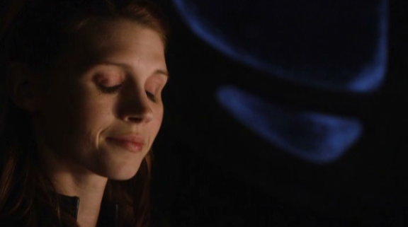 SGU S2x07 - The Greater Good - Julie McNiven as Ginn