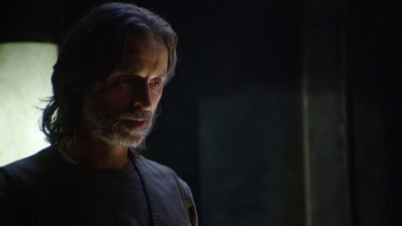 SGU S2x08 Malice - Robert Carlyle as Nicholas Rush!