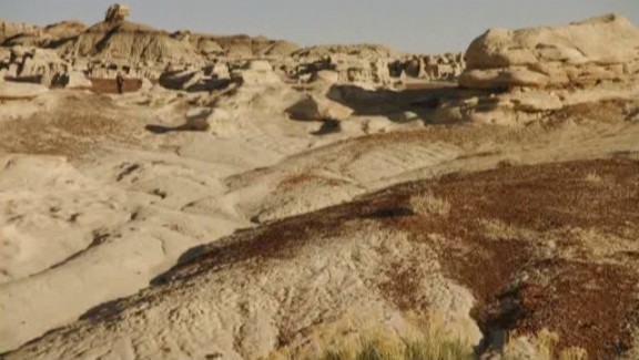 SGU S2x08 Malice - More beautiful desert scenes