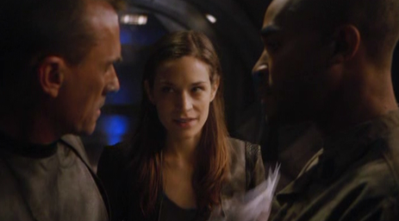 Stargate Universe: The Greater Good – Begin Focus: Character Analysis