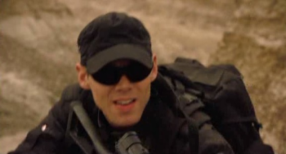 SGU S2x08 Malice - Brian J. Smith in action!