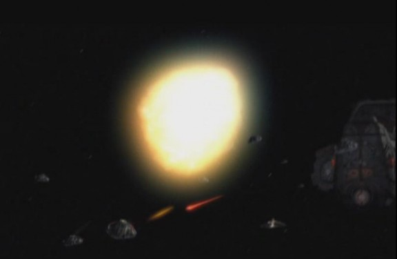 2010 SGU S1x11 Space Space Battle.
