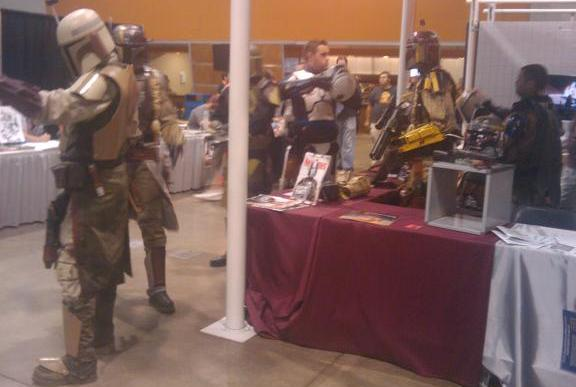 Starwars Storm Troopers at PHXCC