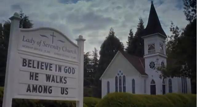 Supernatural S7x01 - He walks among us