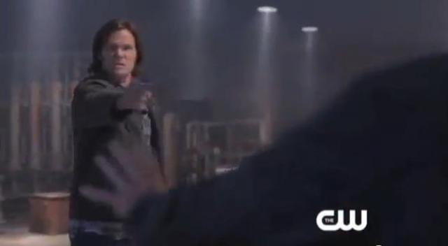 Supernatural S7x02 - At gun point