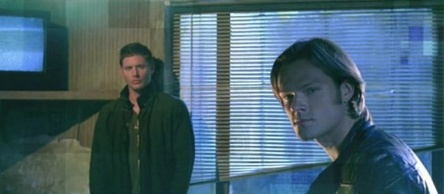 Supernatural S7x03 - On the case
