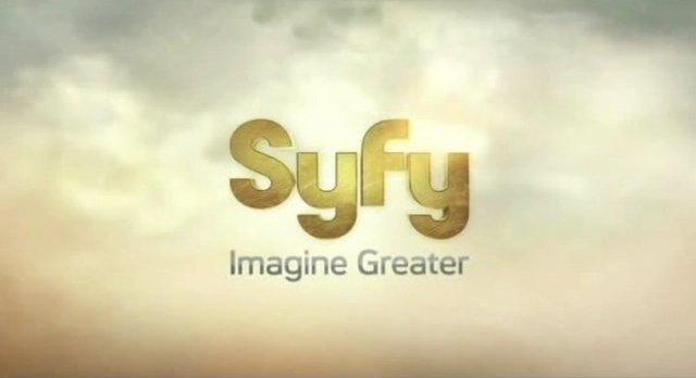 Syfy Logo Gold