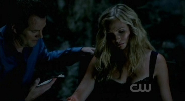 The Vampire Diaries S3X03 CAROLINE CONTINUED TORTURE