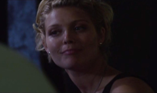 Stargate Universe S1x11 Space - 1st Lt. Tamara Johansen aka TJ