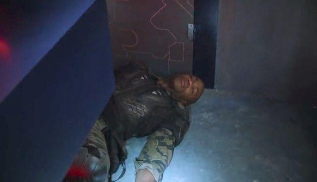 "Terra Nova S01x03 ""What Remains"" Brady"