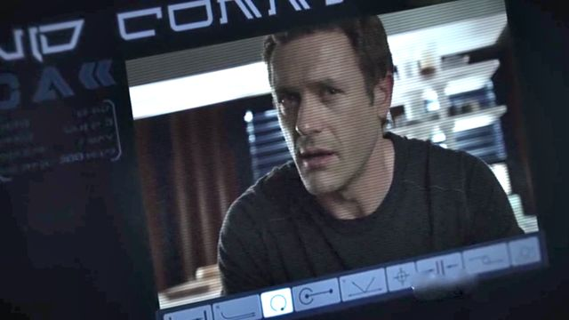 "Terra Nova S01x03 ""What Remains"" Jim on video"